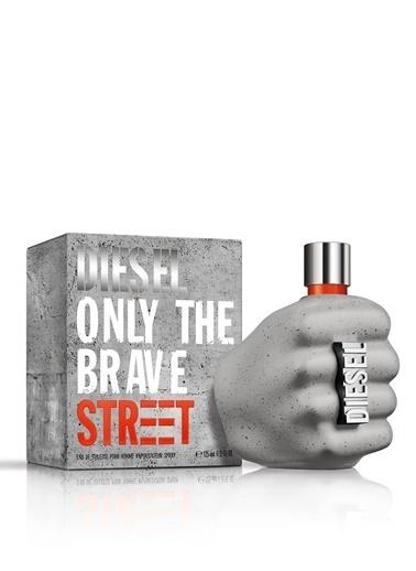Diesel Only The Brave Street EDT 125 ml Erkek Renksiz
